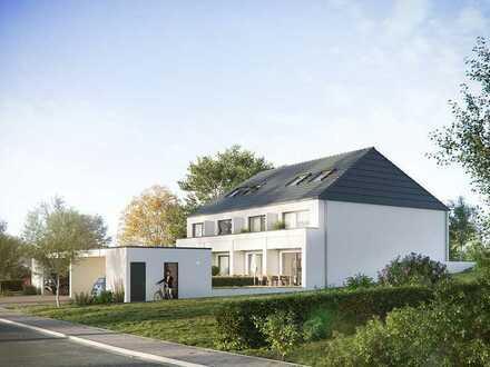-:- Verkaufsstart -:- NEUBAU -:- Townhouse in Top-Lage von Eibach -:- KFW 55 Standard