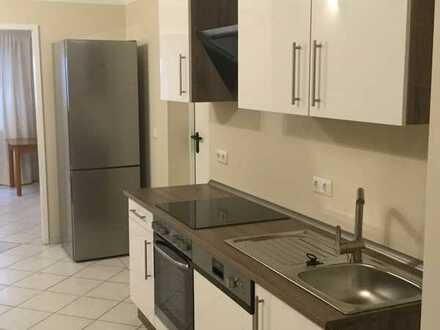 Schöne 2-Zimmer-Wohnung im Souterrain, WG-geeignet, teilmöbliert in Aschheim zu vermieten