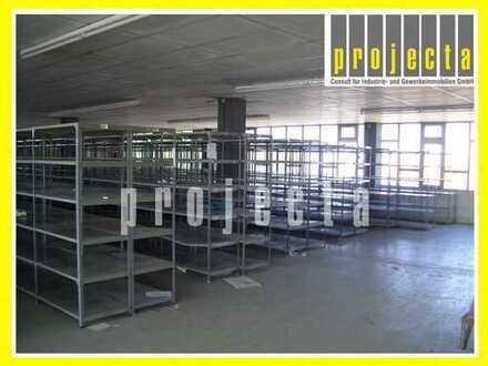PROJECTA: ca. 400 m² Akten-/ Archivlager direkt an der BAB 66 zu vermieten *069 955 11 00*
