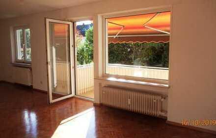 Helle, ruhige 2-Zimmer-Wohnung mit Balkon und Mansardenzimmer in Landau in der Pfalz