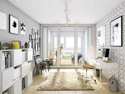ENJOY - Wohnen mit Stil - 4-Zimmer-Wohnung mit Loggia und Balkon!