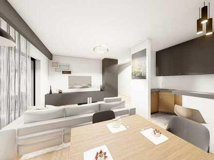 !!!Verkauft!!! Neubau 2 Zimmer Wohnung mit Balkon