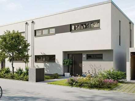 Erstbezug/Neubau: freundliche Doppelhaushälfte mit vier Zimmern in Großzschocher, Leipzig