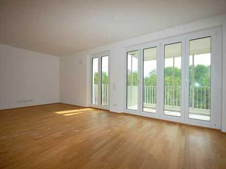 Neubau Erstbezug: Schicke 3-Zimmer-Wohnung mit Alpenblick in Bestlage!