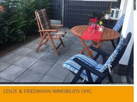 Köln-Wahn, Barrierefreie Erdgeschoss 2 Zimmer Wohung 74qm² mit Erdwärmeheizung, Terrasse