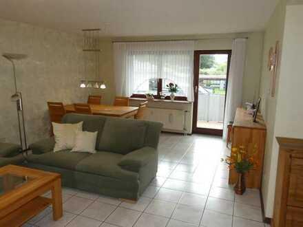 Gaggenau Stadt - schöne 4 - Zimmer Maisonette Wohnung mit Garage, Balkon und Terasse