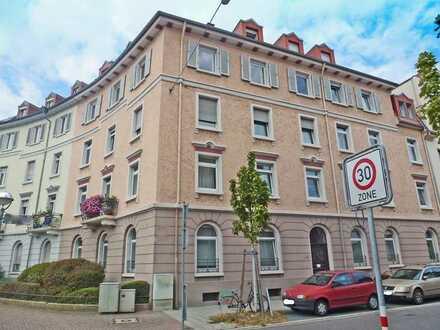 5247 - Sanierte 4-Zimmerwohnung mit Balkon in der Weststadt!