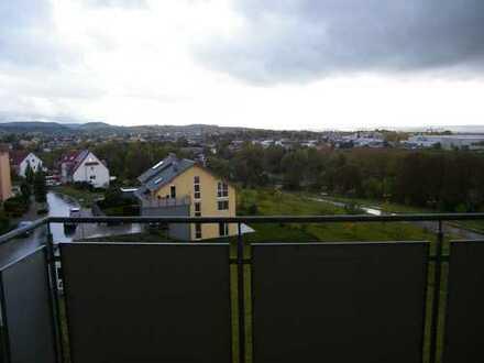 Penthouse-Wohnung in Bönnigheim - Elegantes Wohnen mit traumhafter Aussicht