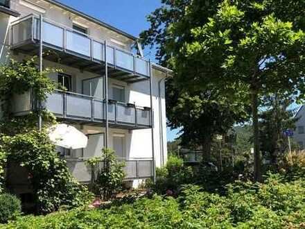 Gepflegte 2-Zimmer-Wohnung mit Balkon in Erlangen-Nord