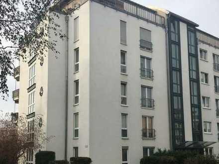 Süd-West ausgerichtete 3-Zimmer-Wohnung in gepflegtem Wohngebiet Leipzig- Großzschocher