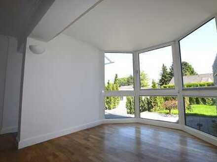 Renovierte 2-Zimmer-Wohnung mit 2 Terrassen in schöner, ruhiger Wohnlage in Bad Soden
