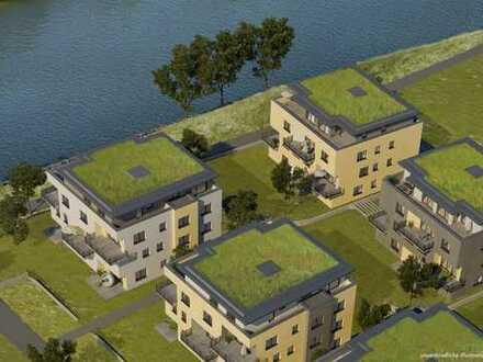 Perfekter Grundriss - Erstklassiges Wohnen im Penthaus mit Blick auf den Neckar!