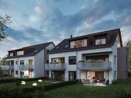Tolle 4-Zimmer-Familienwohnung mit Südbalkon