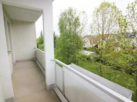 3-Raumwohnung in Reichenbrand mit Balkon