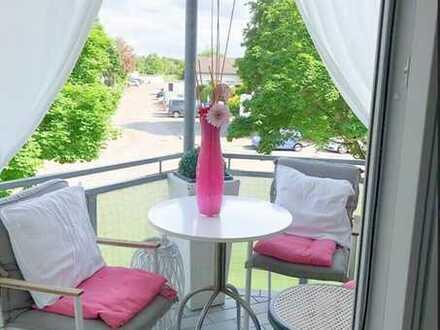 Schön geschnittene 2,5 Zimmer-Wohnung in Ludwigsfeld (Neu-Ulm)