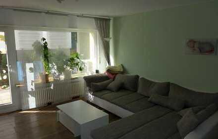 Ansprechende 3-Zimmer-Wohnung zur Miete in Neckargemünd in kleiner Wohneiheit mit Süd- u. Westbalkon