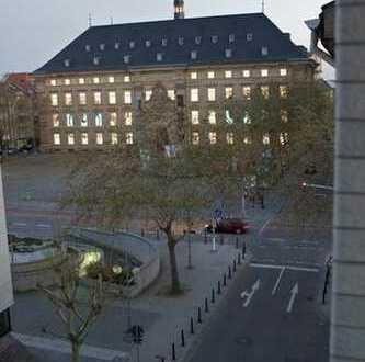 Mannheim-Quadrate: 1-Zimmer-Appartment neben dem Reiss-Museum