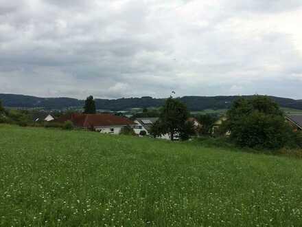 Baugrundstück 897m² mit Bodensee Blick in sonniger Lage, angrenz. Naturschutzgebiet und die Schweiz