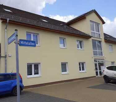 Wustermark - Schöne 2-Zimmerwohnung mit Terrasse