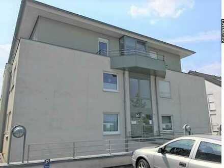 Seniorengerechte 3 -Z.-Wohnung mit großem Balkon und traumhafter Aussicht