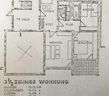 275.000 €, 87 m², 3,5 Zimmer