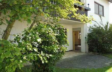 3-Zimmer Gartengeschosswohnung