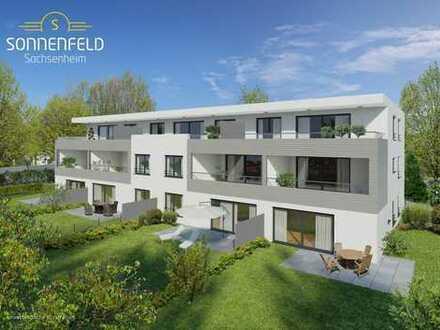 Große Familienwohnung mit 200 m² Gartenparadies, 2 Bädern, separater Zugang