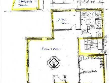 Sie suchen Büro- oder Praxisräume in Reutlingen-Betzingen?
