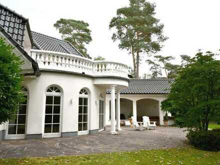 Mediterrane Villa in bester Lage
