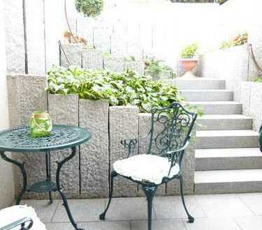 Bild_Hübsche Oase in Rosenthal! 1Zimmerwohnung mit 2 Terrassen und neuer EBK