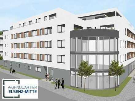 SINSHEIM: WOHNQUARTIER ELSENZ MITTE HAUS 4, Wo.Nr. 4.24 Penthaus mit 144 m² (# 3987-4y)