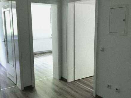 Komplett frisch renovierte Wohnung 3 Zimmer !
