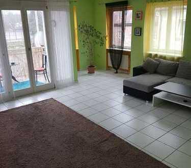 Schöne, geräumige drei Zimmer Wohnung in Obernburg am Main