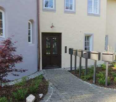 Außergewöhnliches Wohnerlebnis: 4-Zimmer-Gartenwohnung in Schondorf am Ammersee
