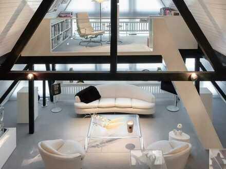 Immobilienrarität - Repräsentative Maisonettewohnung mit wunderschöner Terrasse