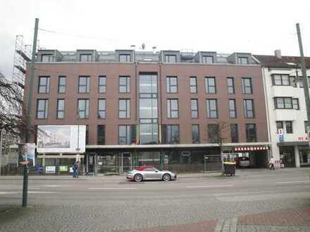 Helle 3-Zimmer-Wohnung, Erstbezug, Neubau Neusäß Mitte