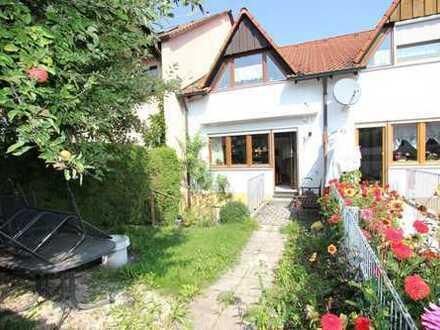 Schönes, kleines Reihenmittelhaus in sonniger Wohnlage in Ulm-Gögglingen