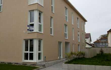 Neuwertige 3-Zimmer-Wohnung mit Balkon und EBK im Herzen Kandels