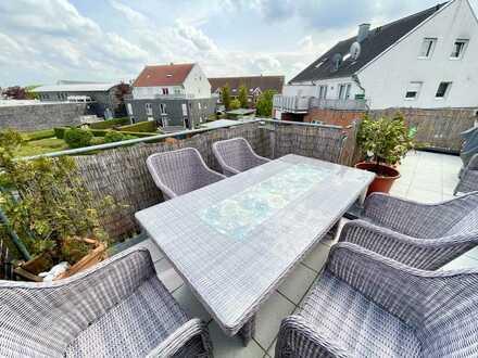 Gehobene Maisonette-Wohnung in schöner Lage von Oelde