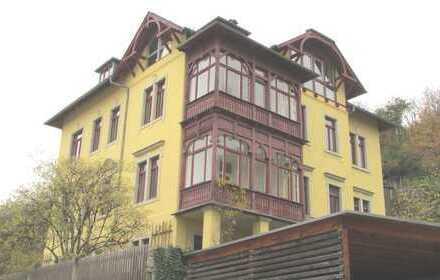 Geräumige 3-Raum-Wohnung mit Ausblick in Radebeul!