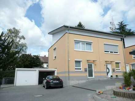 Moderne Doppelhaushälfte - Wiesbaden Halbhöhenlage mit Fernblick