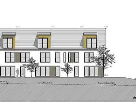 Neubau Reihenmittelhaus in Penzing