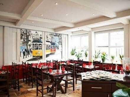 Provisionsfrei!!! Erfolgreiches Restaurant mit Eigentumswohnung in Pempelfort/Derendorf