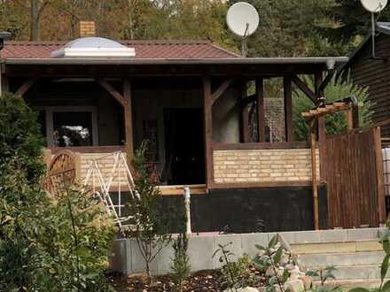 Kleines Ferienhaus mit Seezugang in Lychen