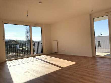 Ideal für die Familie: 4-Zimmer-Wohnung mit großem Balkon und Fernsicht