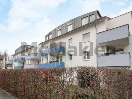 Geschickt investieren: Attraktive 1-Zi.-Whg. mit eigenem Garten in Toplage nahe Stuttgart