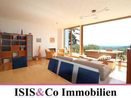 Wohntraum mit Fernsicht • Luxus Einfamilienhaus mit traumhaftem Blick in Bestlage von Königstein