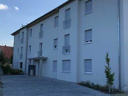 Geräumige Wohnung mit drei Zimmern in Memmingerberg