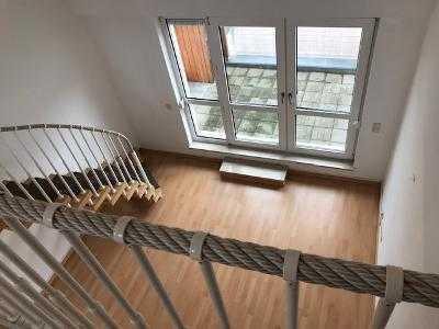 Gepflegte 3-Zimmer-Maisonette-Wohnung mit Balkon und Einbauküche in Wildau von privat