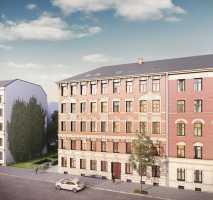 -Erstbezug- traumhafte 4-Raumwohnung mit Balkon & hochwertiger Einbauküche